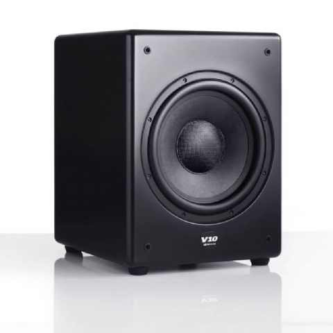 MK V10 Active Subwoofer – Black